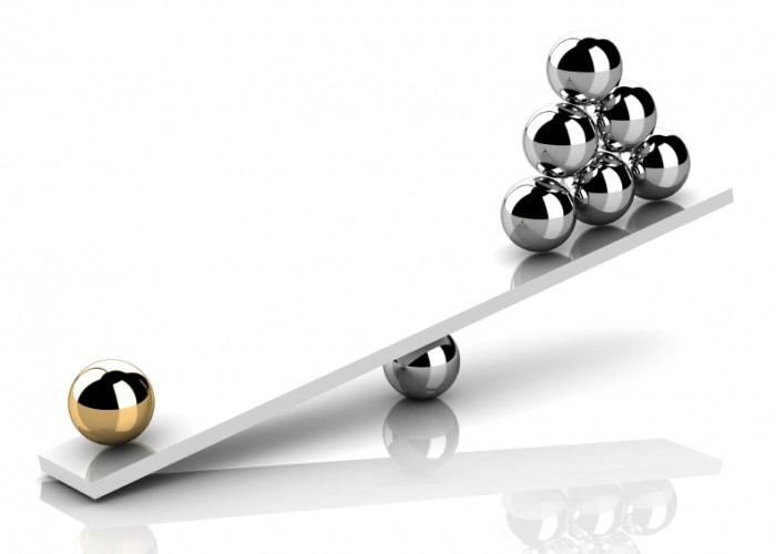 A Look in the One-Way Mirror: Facing Inequity as a Female HR Executive